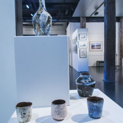 vases and beakers