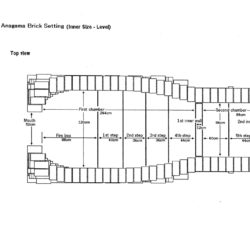 interior dimensions of kiln